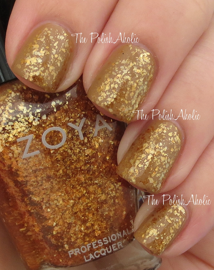 Zoya Beatrix Nail Lacquer Review amp Swatches  Temptalia