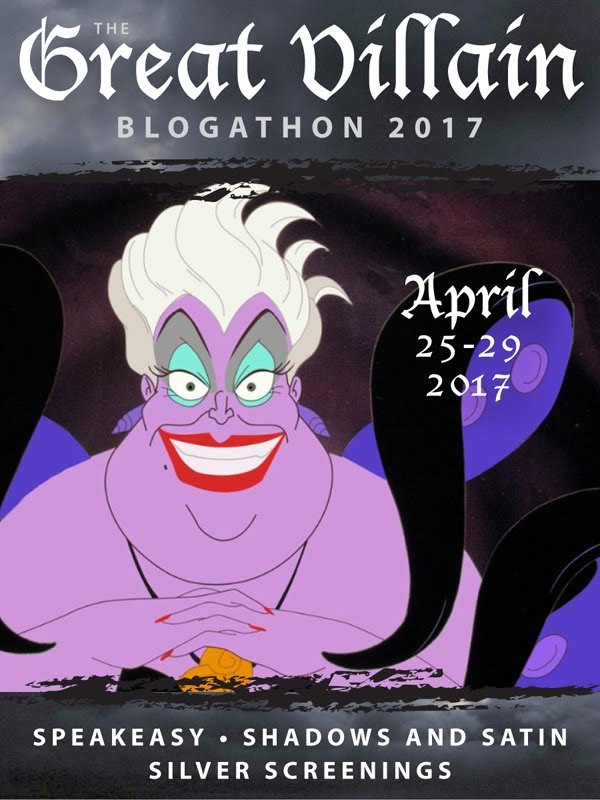 THE GREAT VILLAIN BLOGATHON 2017