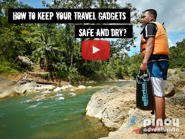 Youtube Video Millerton Aquaventure Dry Bag Review Philippines