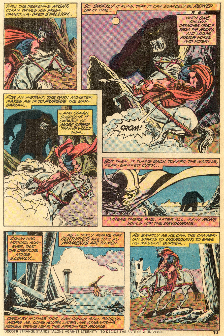 Conan the Barbarian (1970) Issue #55 #67 - English 7