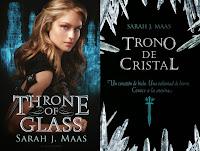 ★SERIE TRONO DE CRISTAL - SARAH J. MAAS★