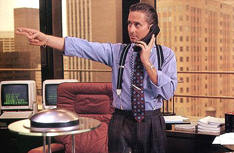 an analysis of the movie wall street and the role of the character bud fox Wall street- gekko teaches bud about capitalism and the rich scottab140  movie wall street show more show less  the wolf of wall street jordan belfort teaches you how to earn millions of .