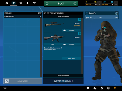 Ghost Recon Online - Upgrade Option
