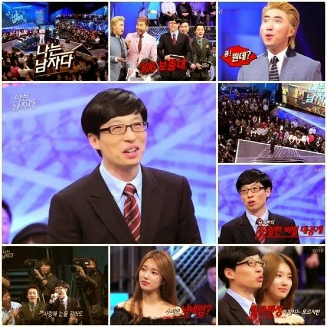 Yoo Jae Suk&#39s I Am A Man - Hàn Quốc