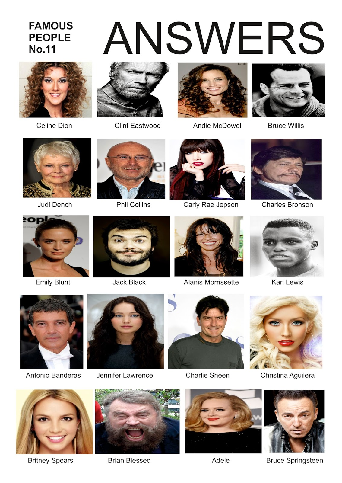 easy famous people trivia quiz questions with answers