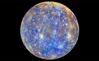 The planet mercury characteristics