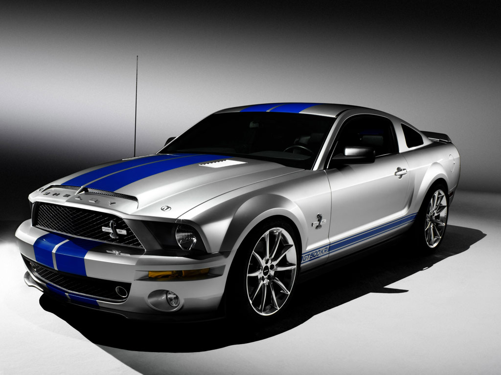 Ford Mustang GT 500