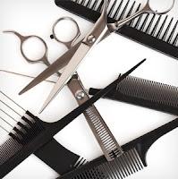 peralatan untuk salon potong rambut