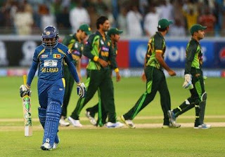 Pakistan vs Sri Lanka 2nd T20, Pak vs SL scores 2013,