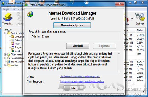 Internet Download Manager 6.15 Build 8 Full Patch 2