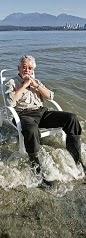 David Suzuki as Mr. Mulvangel.