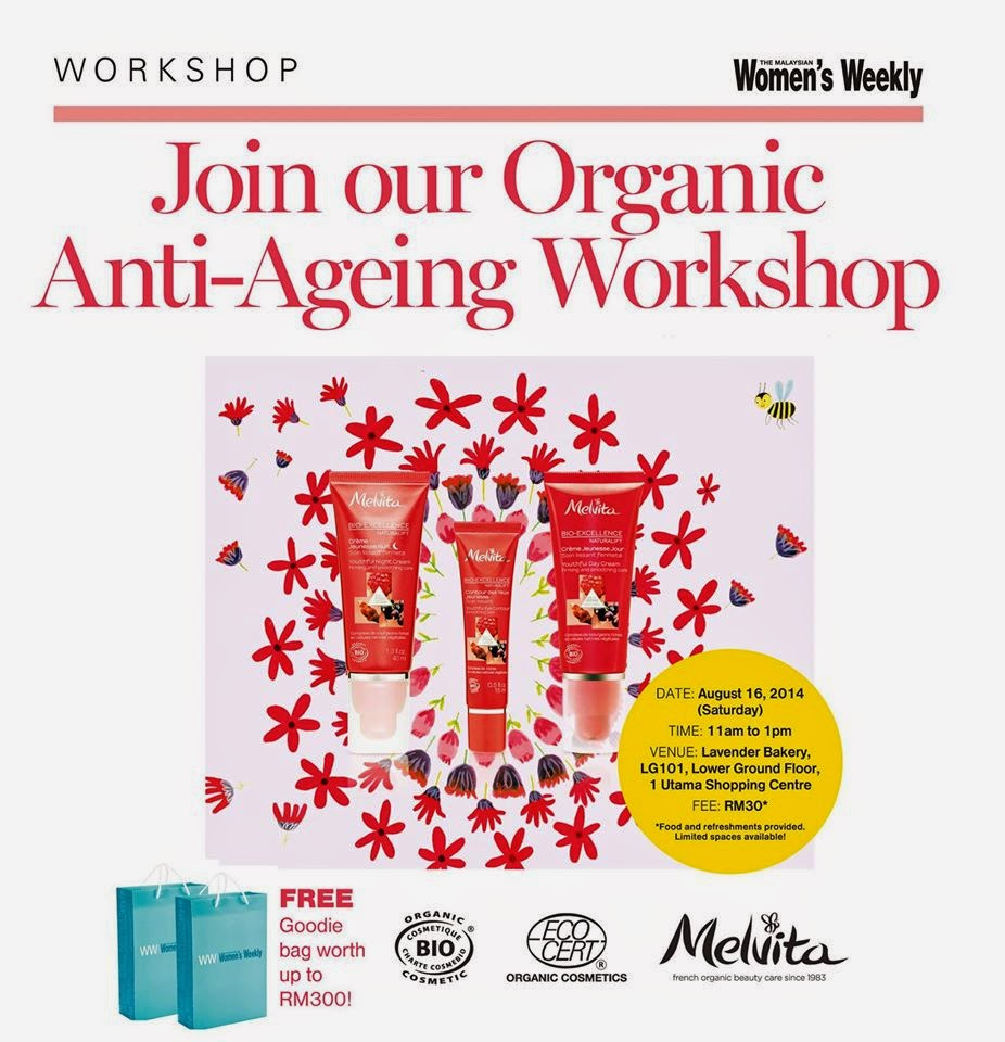 womens-weekly-melvita-anti-aging-beauty-skincare-workshop