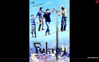 Fukrey Pulkit Samrat, Manjot Singh, Pankaj Tripathi, Ali Fazal