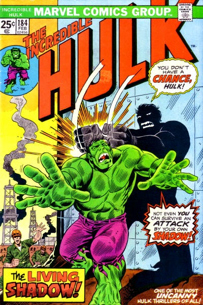 Incredible Hulk #184, Shadows