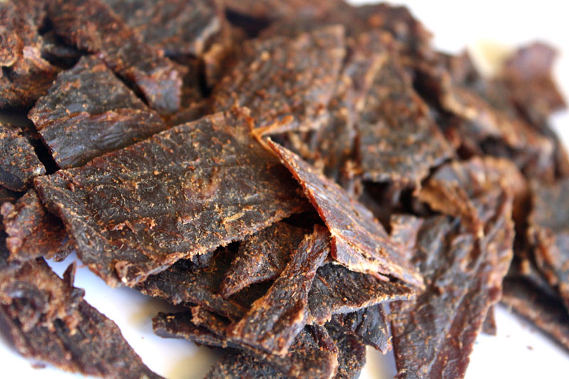 thin cut jerky