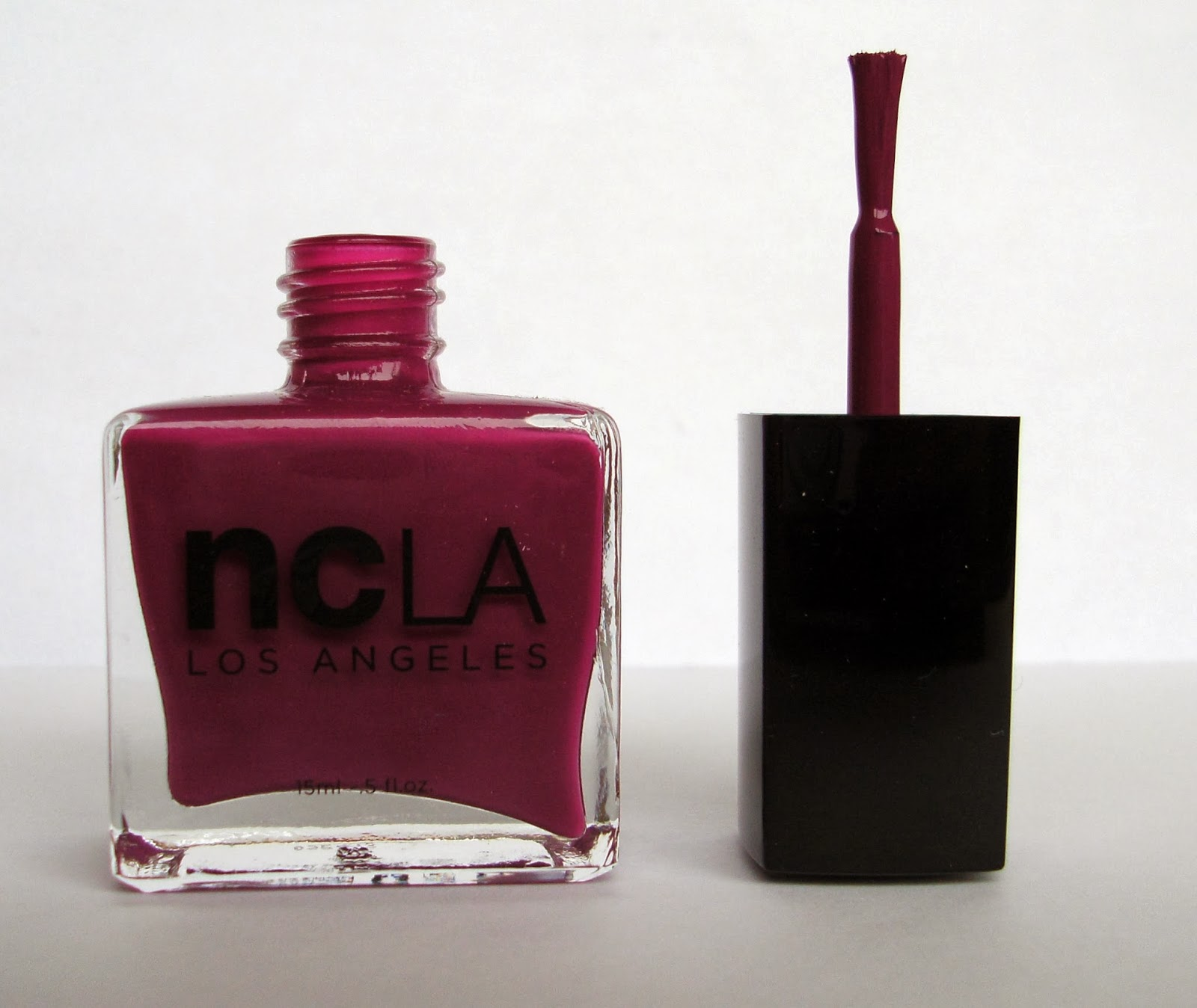 ncLA Nail Lacquer - Nail Lacquer Laurel Canyon Lolita