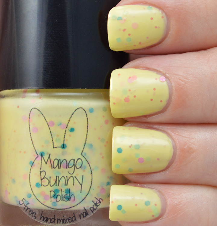 Mango Bunny Pony Palooza Sugar Yay swatches