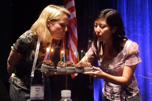 Bithday Pic Marissa Mayer 
