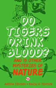Do Tigers Drink Blood?