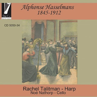 HASSELMANS, A. - Harp Music
