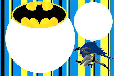 picture about Printable Batman Invitations named Batman Absolutely free Printable Invites. - Oh My Fiesta! inside of english