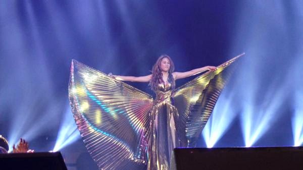 Photos: Toni Gonazaga's Celestine concert in SM MOA