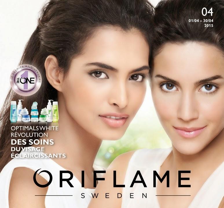 catalogue oriflame avril 2015