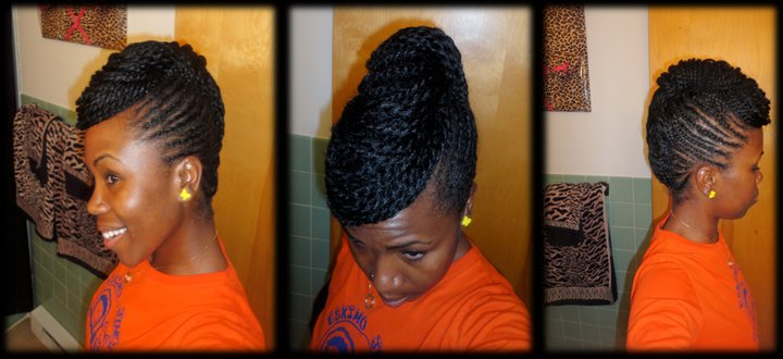 """Rockin' it Napptural! 