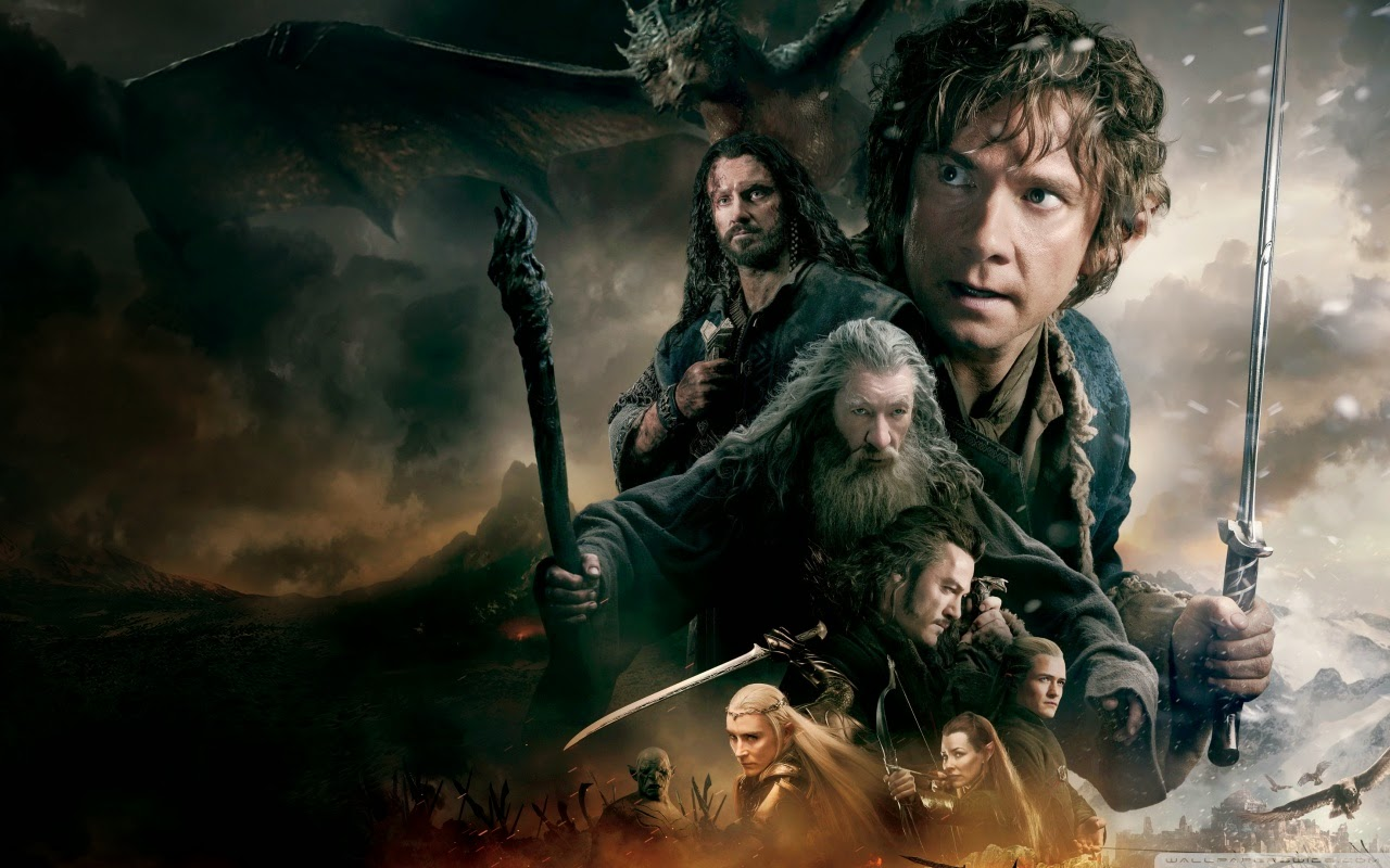 hình nền phim the hobbit