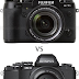 Fujifilm X-T1 vs Olympus OM-D EM10