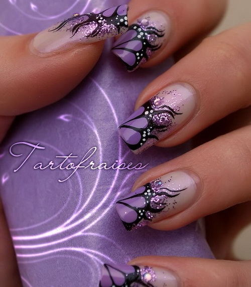 The Fascinating Easy holiday nail design ideas Digital Photography