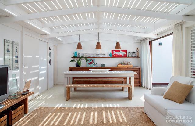 Una casa de vacaciones con un porche interior rent a - Que es un porche de una casa ...