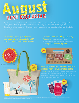 august host exclusive, scentsy, scentsy consultant, blog, scentsy scents, sales