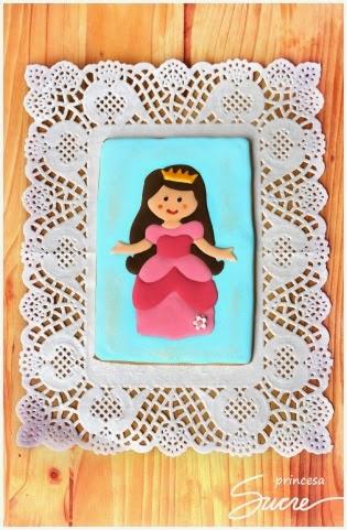 Galetes decorades princesa, princeses, corona, galletas decoradas princesa, princesas, galletas decoradas para niñas, galetes decorades per nenes
