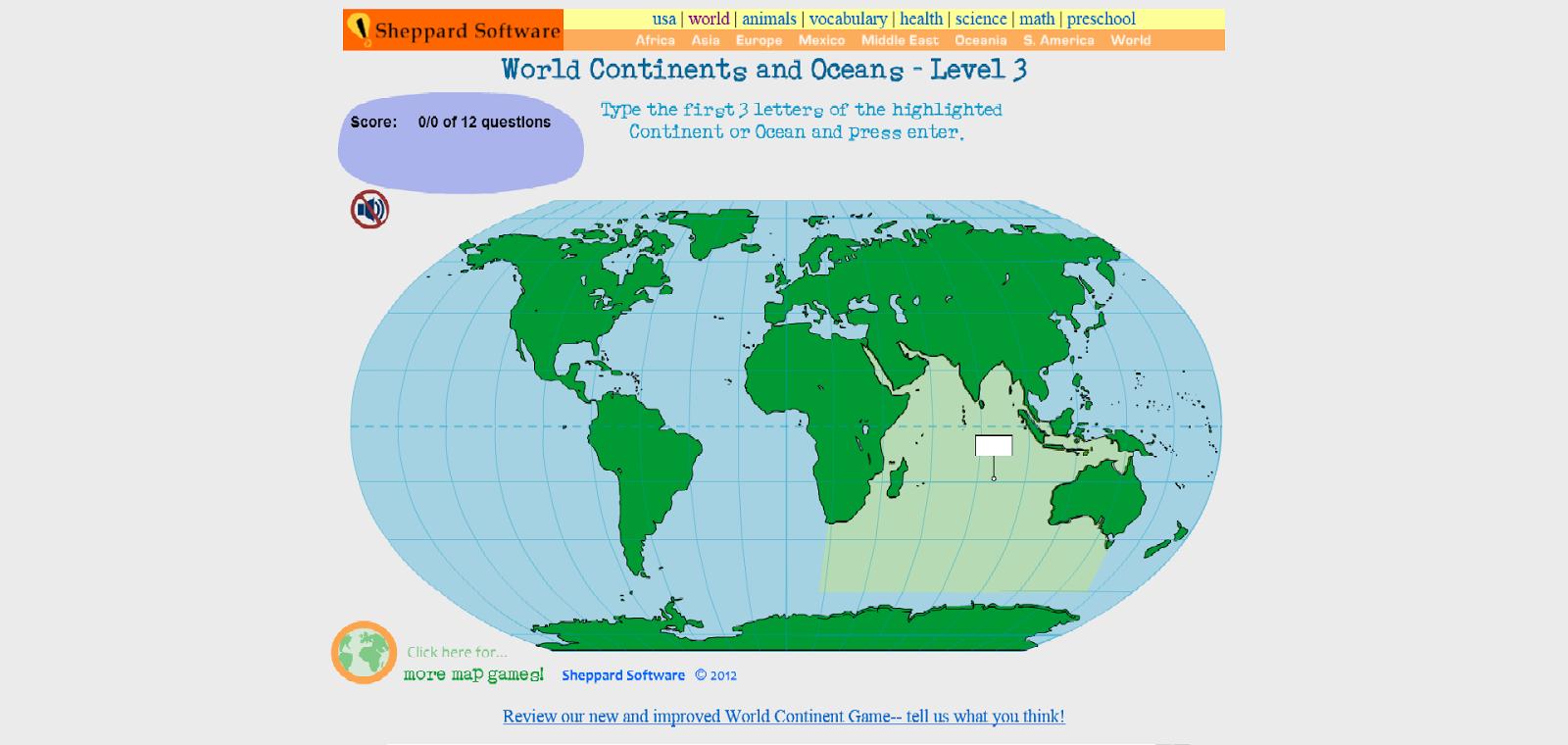 50 States Map Quiz Sheppard Software Wall HD 2018