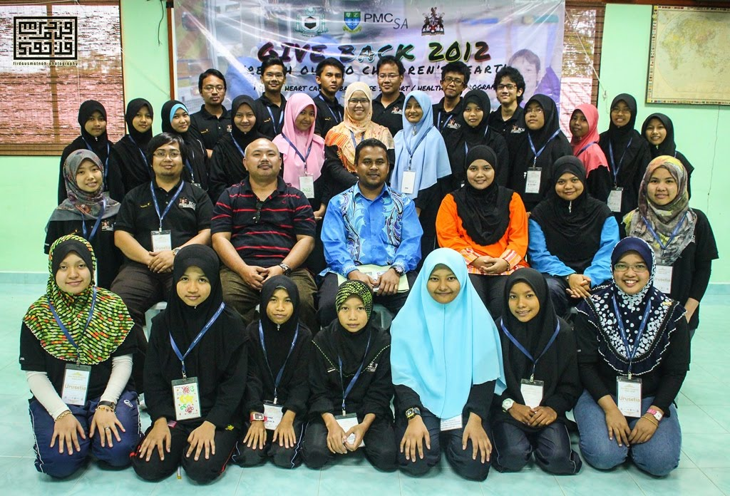 Give Back Program '12 by PMCSA RCSI