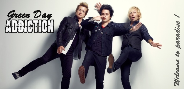 Green Day Adictos ♥