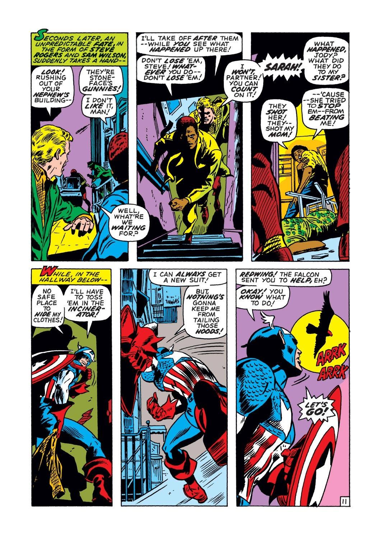 Captain America (1968) Issue #134 #48 - English 12
