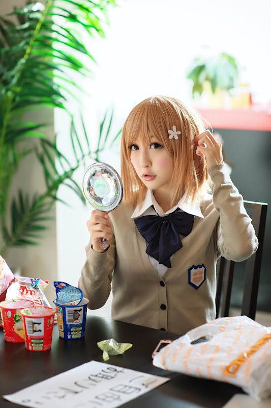 CosRain.Com Chii's COSPLAY - Kanako Mimura