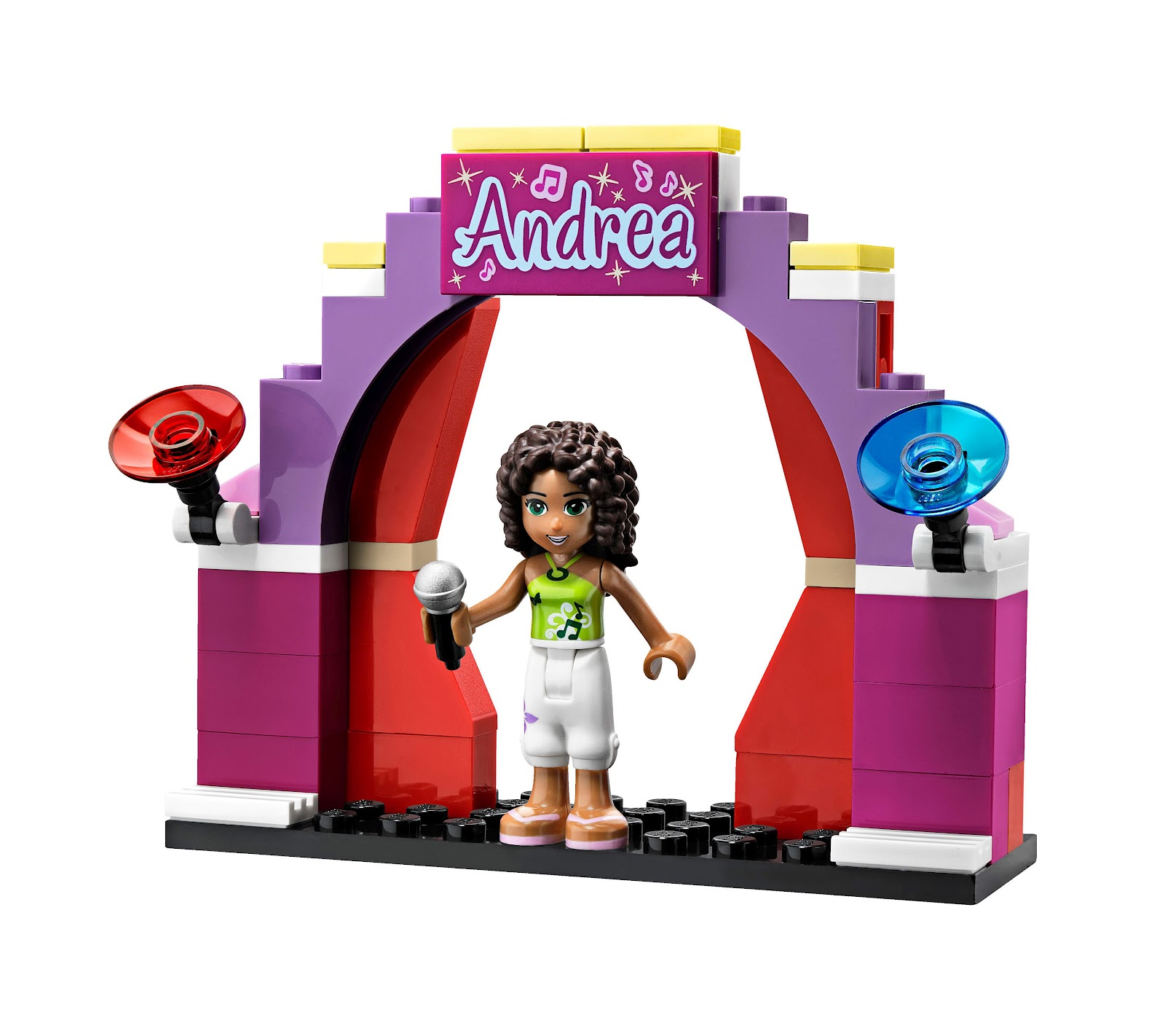 Lego Set Database Andrea Stage