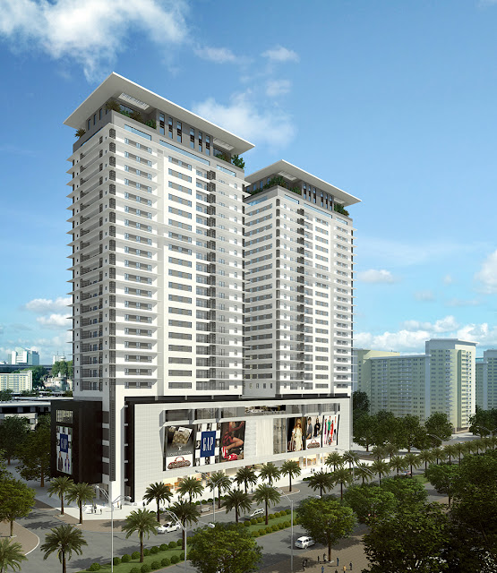 Chung cư Time Tower - HACC1 Complex Lê Văn Lương