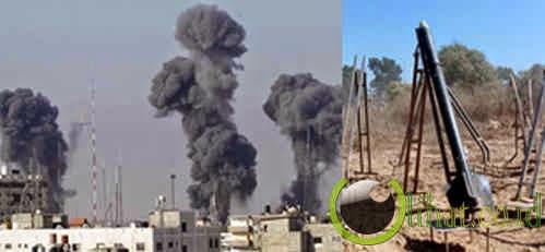 Rocket Qassam