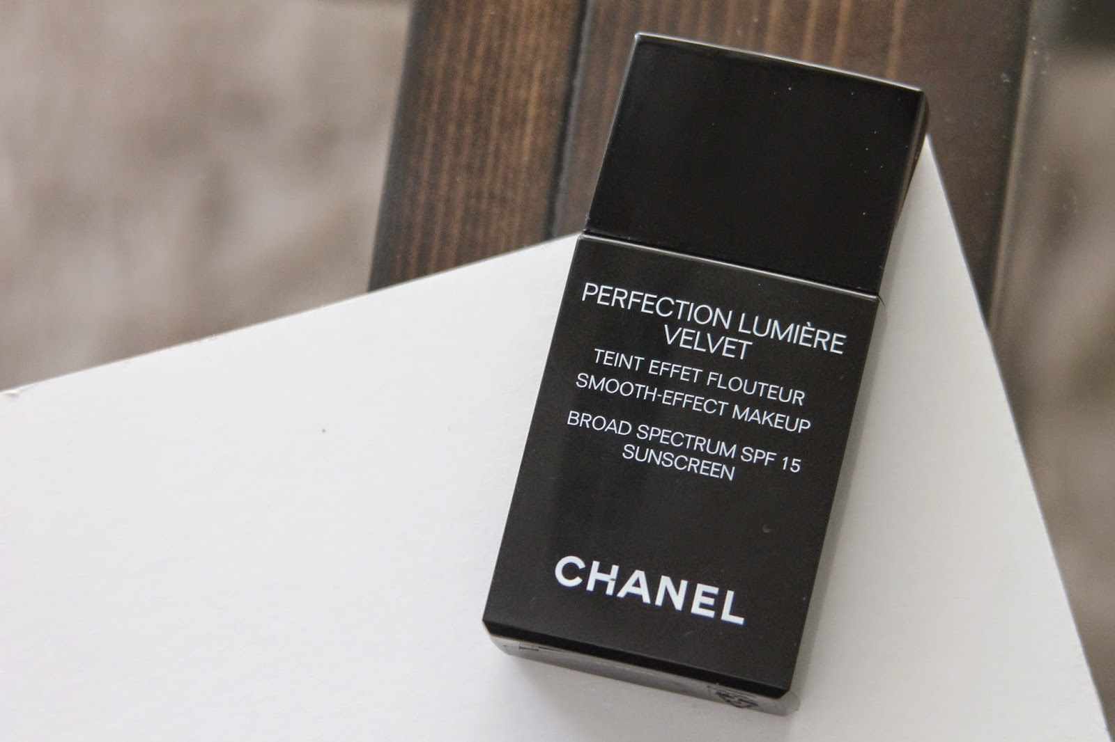 WHY CHANEL'S PERFECTION LUMIERE VELVET IS AWESOME
