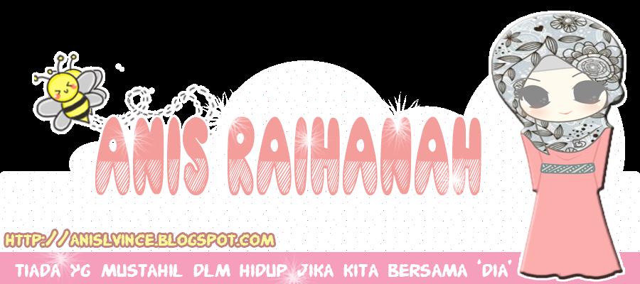 Anis Raihanah's