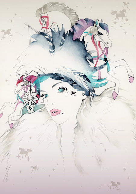 illustrations by nadia flower