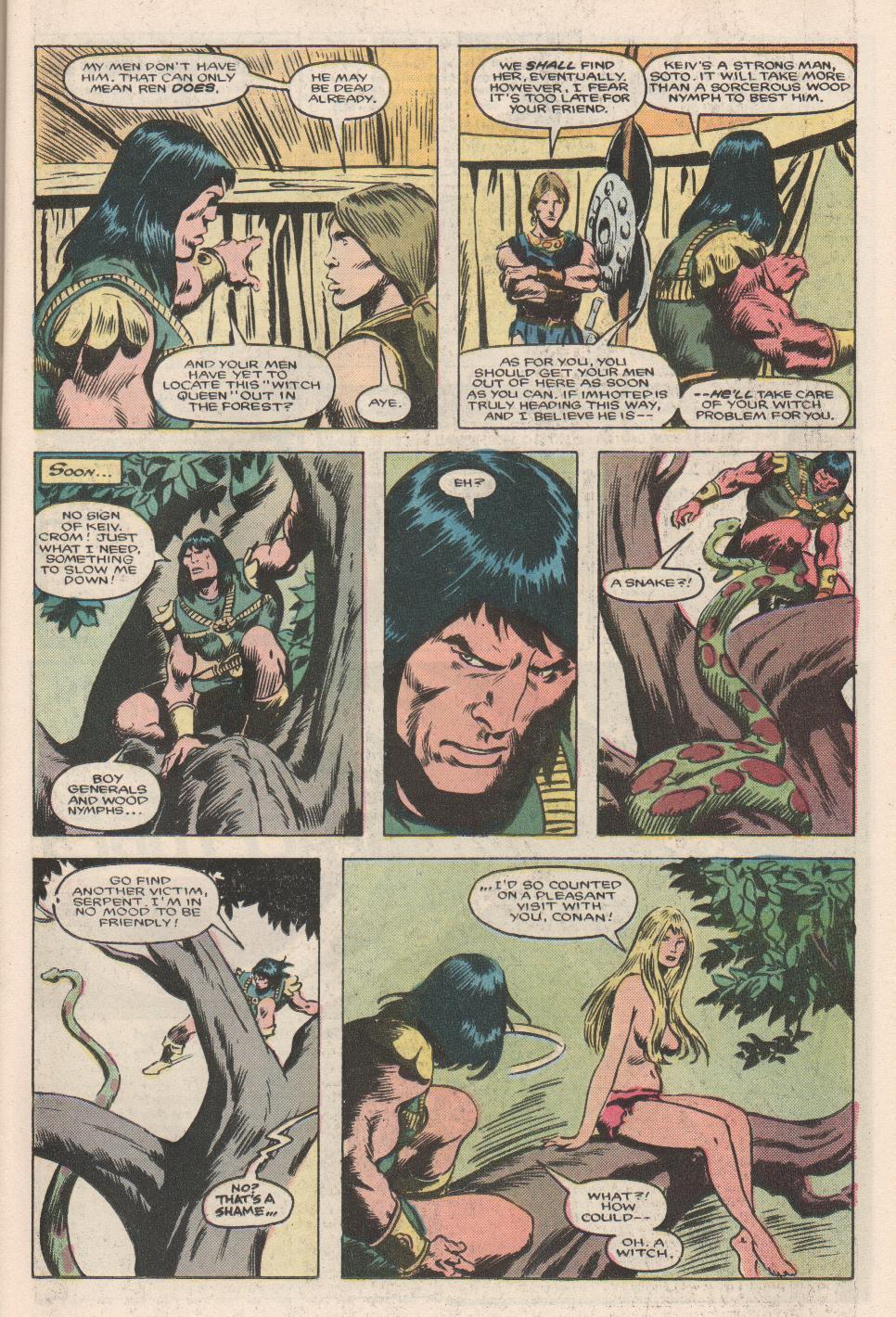 Conan the Barbarian (1970) Issue #180 #192 - English 8