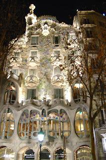 atlló, en Barcelona. Obra de Gaudí. (©Clarissa Rodrígues González)