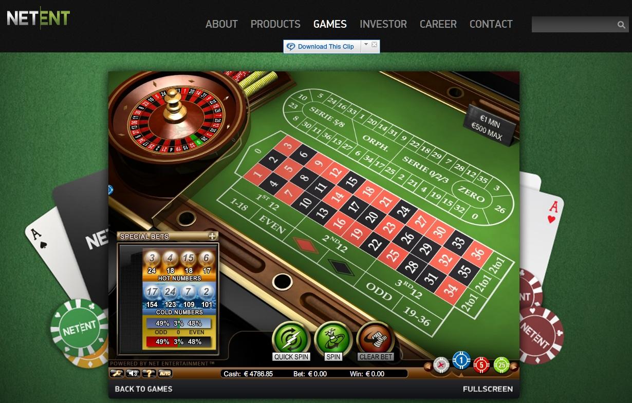 best roulette online sites