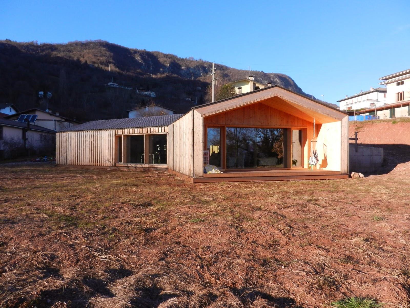 Costruisci in classe a con prima casa passiva studio di - Costruisci casa ...