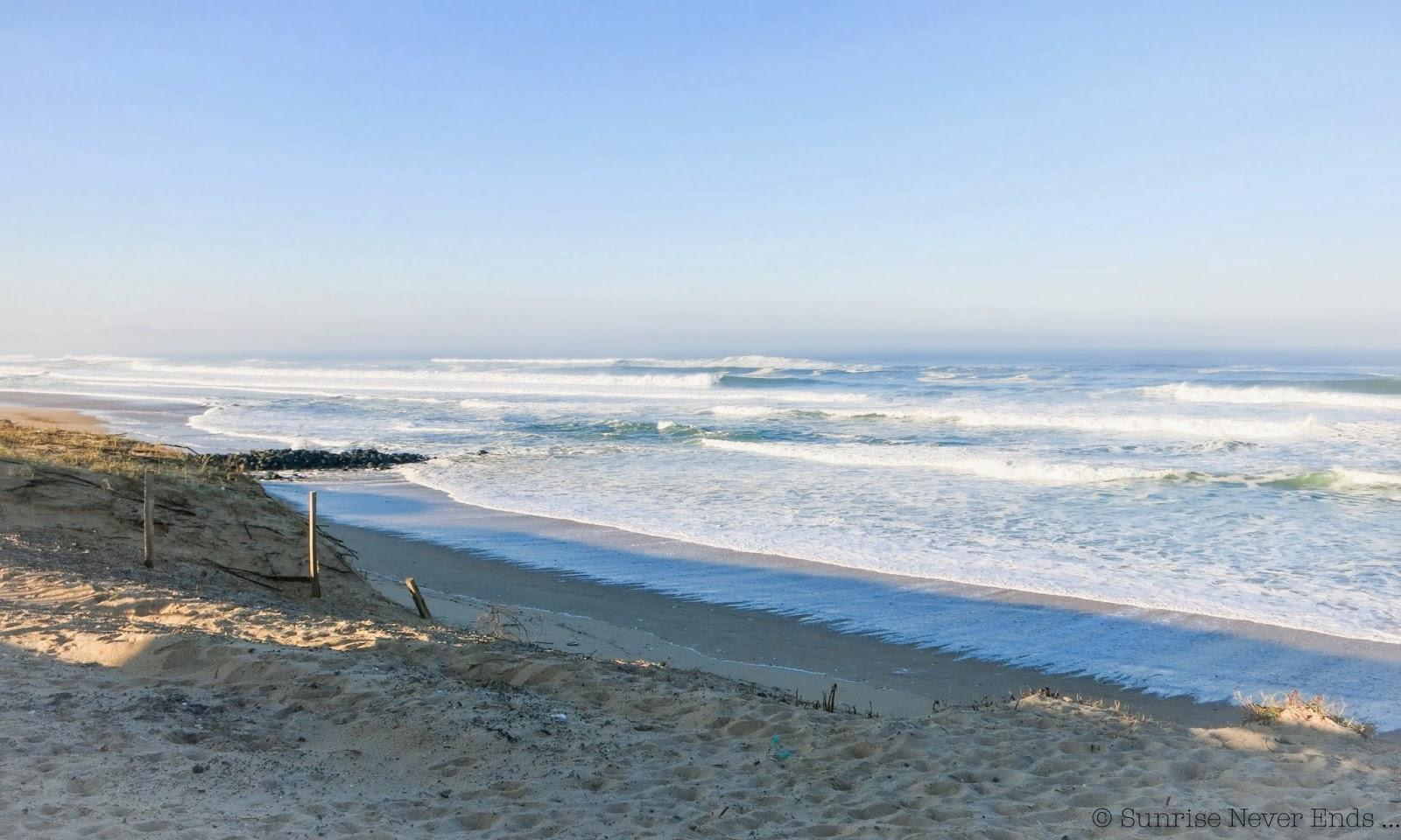 seignosse, les estagnots,la plage, surfeurs, hossegor